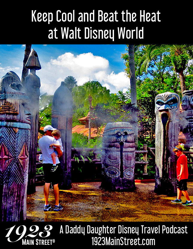 Disney Podcast Disney World Tikis Mist
