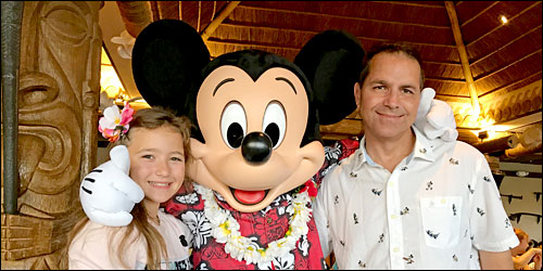 Disney Travel Podcast, Amelia Belobradic, Mike Belobradic